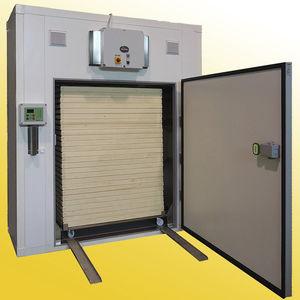 secadora de pasta estática