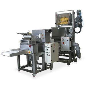 línea de producción de pasta fresca