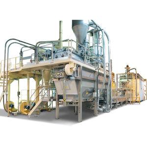 línea de producción de cuscús