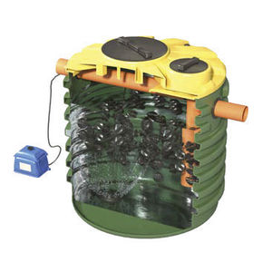 filtro para el tratamiento de aguas residuales