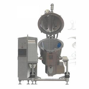 procesador de alimentos industrial / de uso múltiple