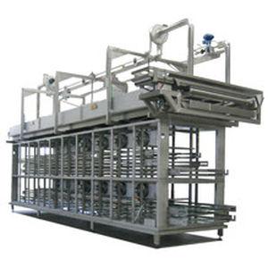 línea de producción de pasta rellena