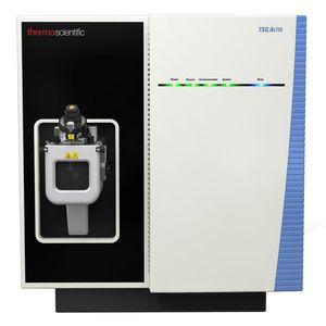 espectrómetro de masa cuadripolar / triple