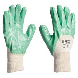 guantes de protección mecánica / de manipulación / de algodón / de nitrilo