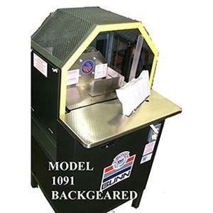 máquina de anudado