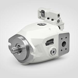bomba hidráulica de pistón axial / compacta / de cilindrada variable / silenciosa