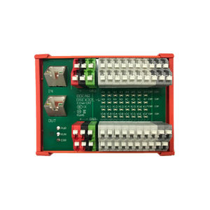 bloque de conexión EtherCAT / para montaje sobre panel / DC