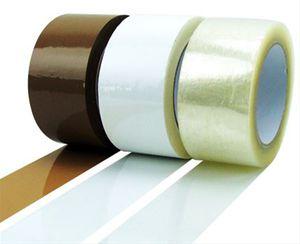 cinta adhesiva de polipropileno / de caucho / de fibra acrílica / para la industria