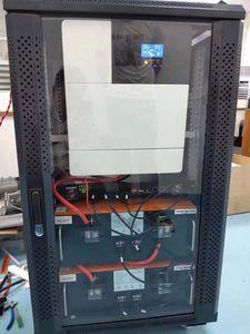 sistema de almacenamiento de energía con baterías de iones de litio