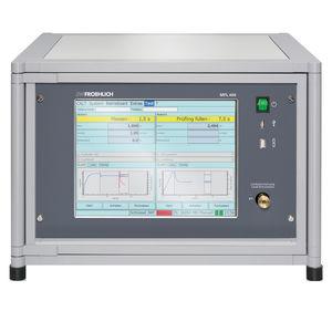 probador de estanqueidad de presión / para aplicaciones automóviles / para embalaje / para aplicaciones aeronáuticas
