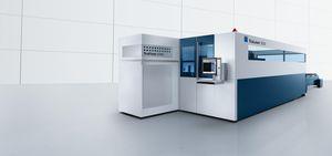 máquina de corte láser CO2 / para acero inoxidable / de tubos / de perfiles