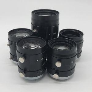 objetivo de cámara de focal fija