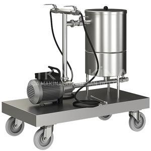 fermentador para productos lácteos