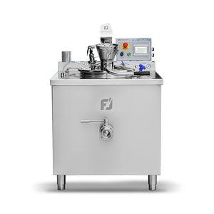 máquina de producción yogur