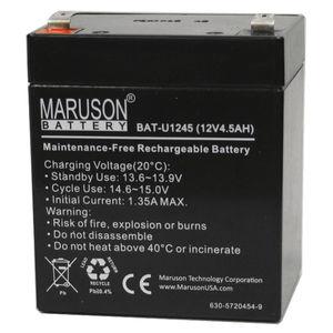 batería VRLA / 12 V / automática