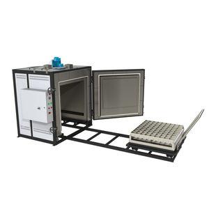 horno de calor / de cocción / de recocido / de templado