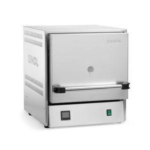 horno tratamiento térmico / de mufla / eléctrico / de alta temperatura
