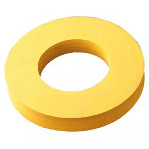 junta circular / de caucho / para tubos flexibles