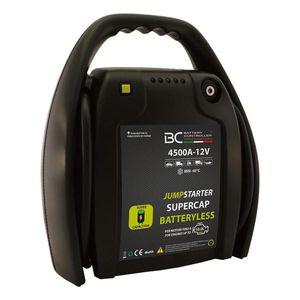 arrancador de baterías sin batería