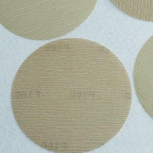 abrasiva de papel