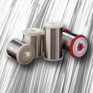 hilo eléctrico de cobre / de aleación de cobre / flexible / multifilar