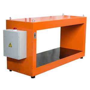 detector de metales desmontable