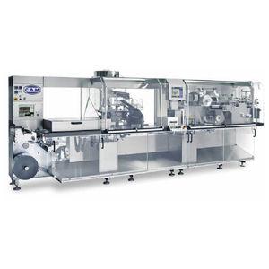 máquina de embalaje en blíster / para papel / para la industria médica / de gran velocidad