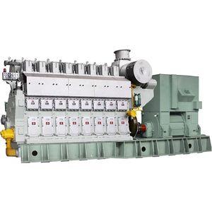 grupo electrógeno de fuel pesado