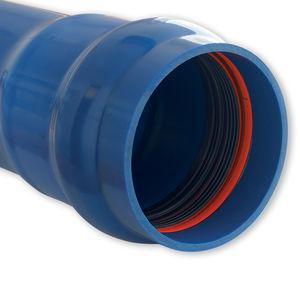 tubería rígida para agua