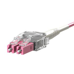 cable de conexión de fibras ópticas