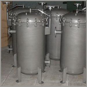 cárter de filtro multibolsas