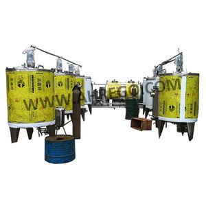 línea de producción de zumo de frutas