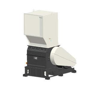 granuladora de rotor