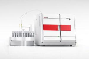 analizador de nitrógeno / de carbono / de temperatura / benchtop
