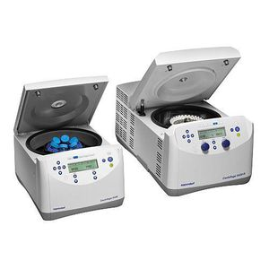 microcentrífuga de laboratorio