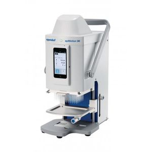 sistema de pipeteado para microplacas