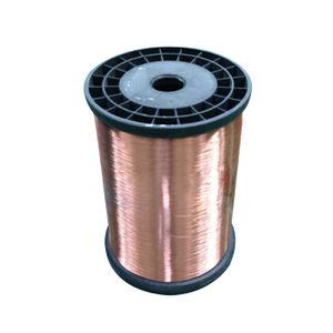 hilo eléctrico de cobre