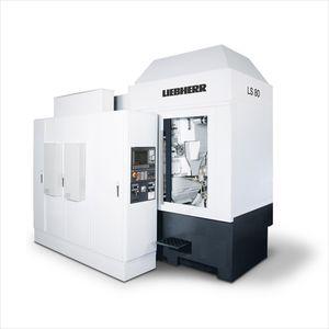 mortajadora de engranajes CNC