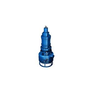 bomba de agua / para fangos / eléctrica / sumergible