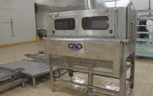 máquina de salazón para queso dinámica