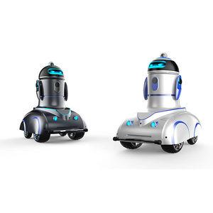 robot de vigilancia móvil