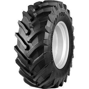 neumático agrícola / para tractor / para taladora / 30
