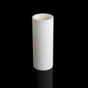 cerámica de tubo