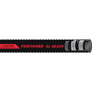 tubo flexible hidráulico / para productos a granel / neumático / para transporte neumático