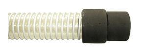 tubo flexible para productos alimentarios / para gas / de transporte / de baja temperatura