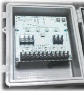 sistema de control de recirculación del aire