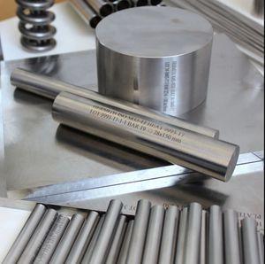aleación de titanio en barras