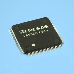 microcontrolador 16 bits / para aplicaciones automovilísticas / de control motor / para transmisión inalámbrica