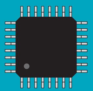 microcontrolador 16 bits / para aplicaciones automovilísticas / de baja potencia