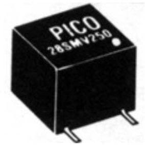 convertidor DC/DC SMD / encapsulado / enchufable / reductor